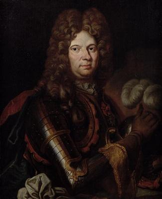 Portrait of Jean Bart