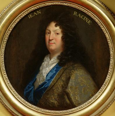 Portrait of Jean Racine