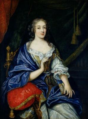 Portrait of Francoise-Louise de la Baume le Blanc