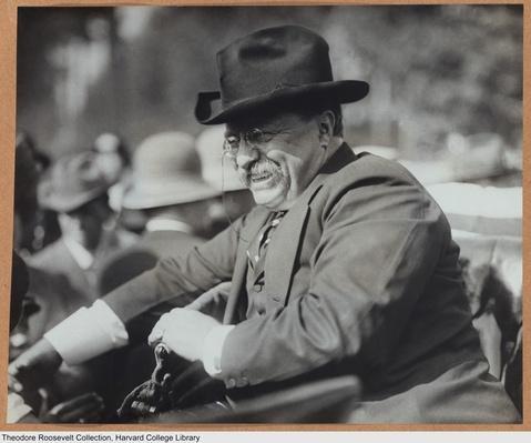 Theodore Roosevelt Visits Denver, 1910 | Ken Burns: The Roosevelts