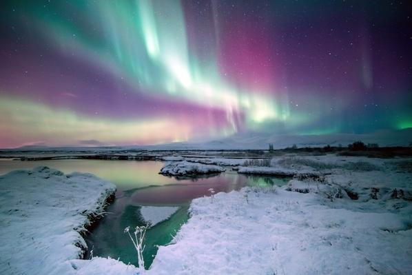 The Colors of Aurora | Weather