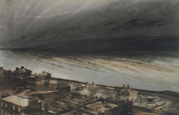 Marine-Terrace, Jersey, 1855