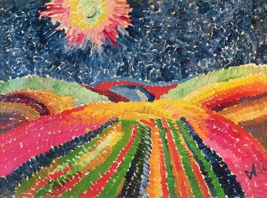 The Path, 1912