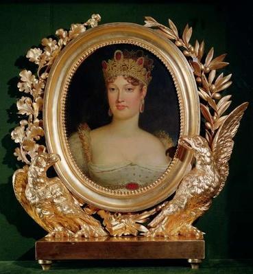 Portrait of Empress Marie-Louise