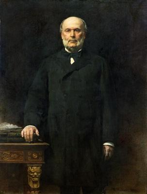 Portrait of Jules Grevy