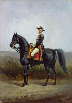Equestrian Portrait of General George Ernest Boulanger