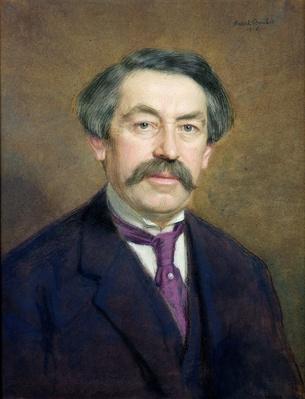 Portrait of Aristide Briand