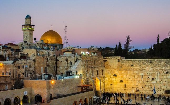 Beautiful Jerusalem | World Religions: Judaism