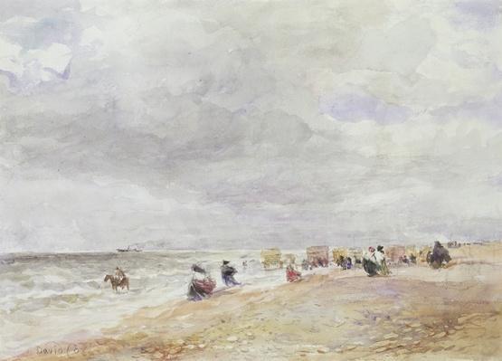Rhyl Sands