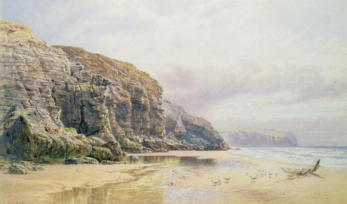 The Coast of Cornwall
