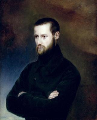 Portrait of Louis-Auguste Blanqui