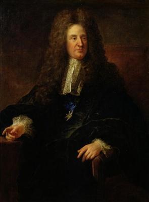 Portrait of Jules Hardouin Mansart