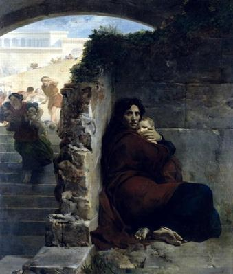 Scene of the Massacre of the Innocents, 1824