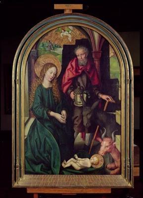 The Nativity, c.1478