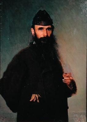 Portrait of Alexander Litovtchenko
