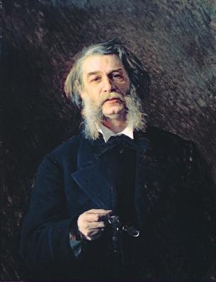 Portrait of Dmitri Vasilievich Grigorovich