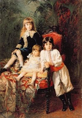 Mr. Balashov's Children, 1880