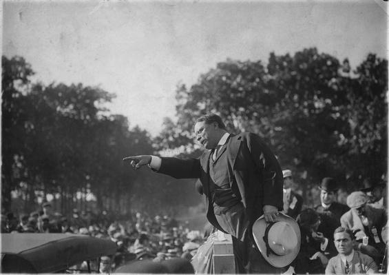 Theodore Roosevelt's Bull Moose Presidential Campaign | Ken Burns: The Roosevelts