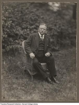Theodore Roosevelt, 1918 | Ken Burns: The Roosevelts