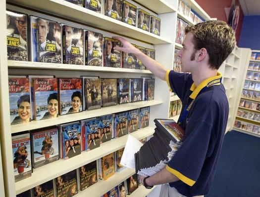 Blockbuster Sued By Disney | Home Entertainment Technologies