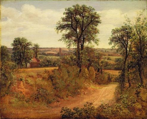A Lane near Dedham, c.1802