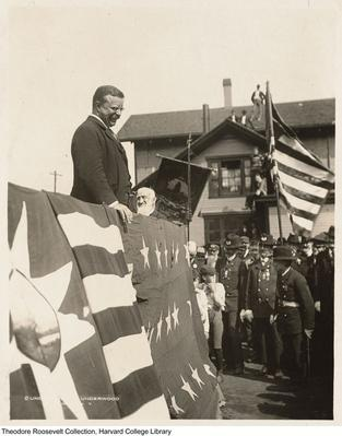 President Theodore Roosevelt Visits Brattleboro, Vermont | Ken Burns: The Roosevelts