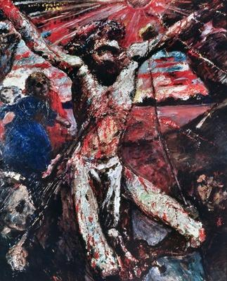 The Red Christ, 1922