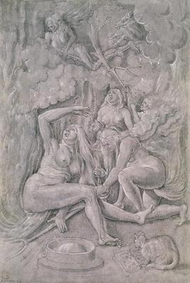 The Witches' Sabbath, c.1515