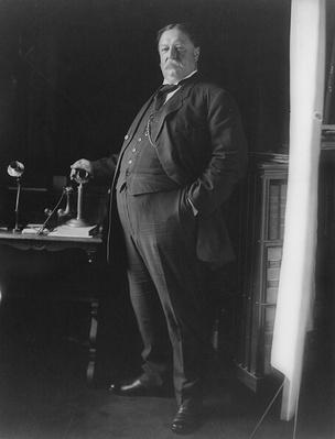 Portrait Of William Howard Taft | Ken Burns: The Roosevelts