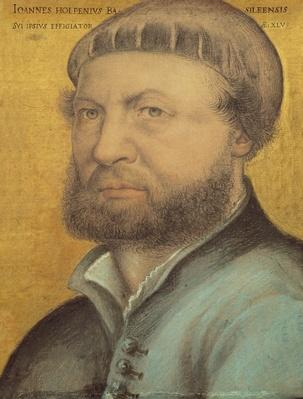Self Portrait, 1542