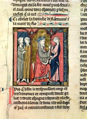 Ms 782 f.152r Charlemagne