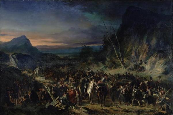 The Ravine, Campaign of 1809, 1843