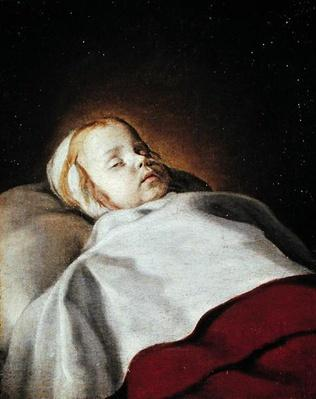 Portrait of a Dead Child, c.1650