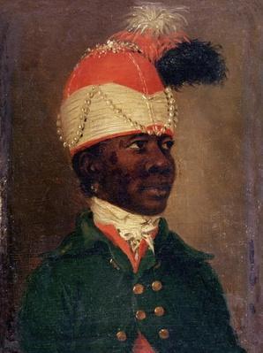 Portrait of Zamor