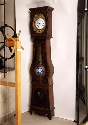 A Comtoise Clock, after 1840