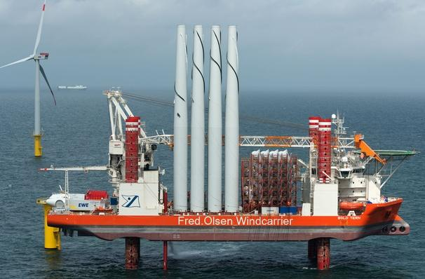 Riffgat Offshore Wind Farm Nears Completion | Earth's Resources