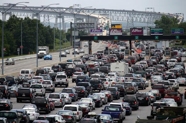 Holiday Travel Begins For July 4th In DC Area | Human Impact on the Physical Environment | Geography