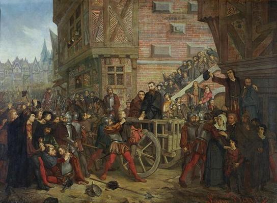 Torture of Etienne Dolet