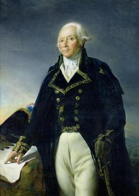 Portrait of Francois-Christophe Kellermann