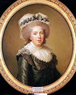 Portrait of Adelaide de France