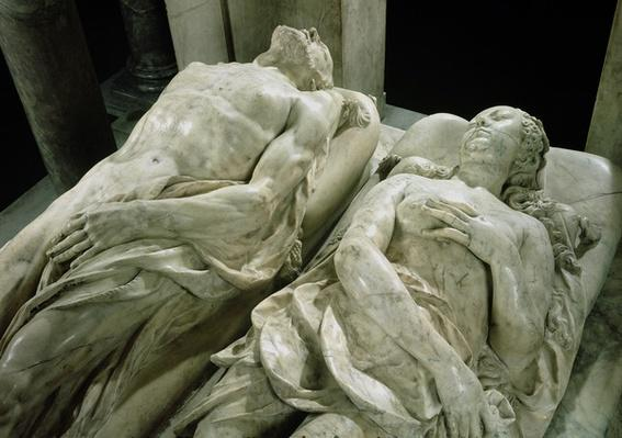 Tomb of Catherine de Medici