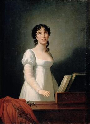 Portrait of Angelica Catalani