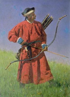 Bokharan Soldier