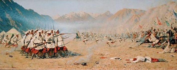 Surprise Attack, 1871