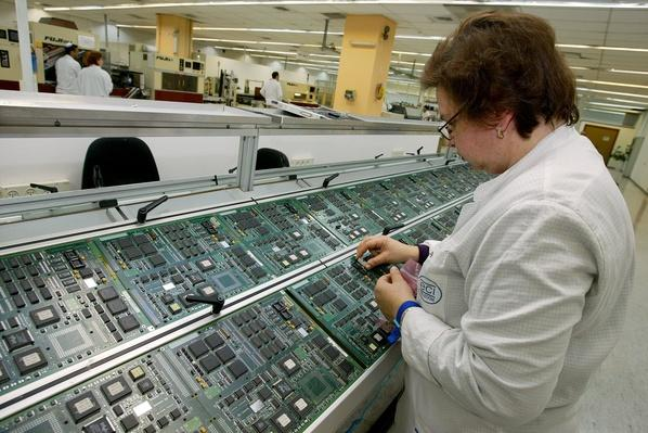 Telecommunication Circuit Board Processing In Israel | History of the Computer