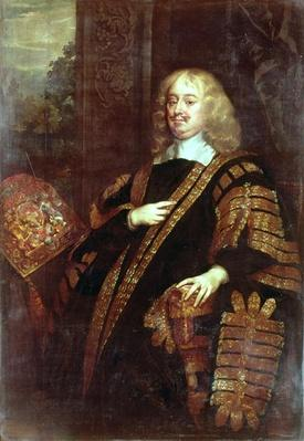 The Earl of Clarendon, Lord High Chancellor