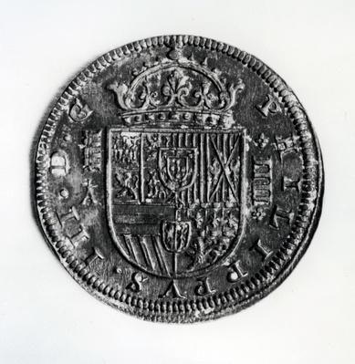 Silver coin from the reign of Philippe III Le Hardi