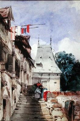Abbey St-Amand, Rouen