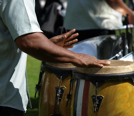 Drummer in a Steel Band | Musical Instruments