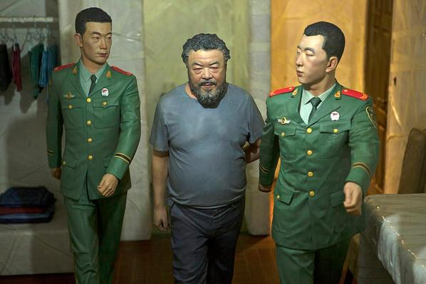 Ai Weiwei: Everything is About Taking Orders